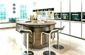 modern curved kitchen island. Modern Curved Kitchen Island Units Islands Round Designs Best Ideas