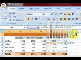 excel spread sheet microsoft excel tutorial making a basic spreadsheet in excel youtube