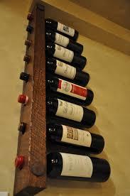 vertical wall wine rack zampco
