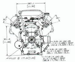 oem parts for small engines and trailers command twin cylinder horizontal shaft diagram
