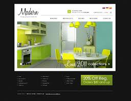 Website Design Template 33204 - work team portfolio creative ideas exterior  lamp catalogue order clients customers. >>