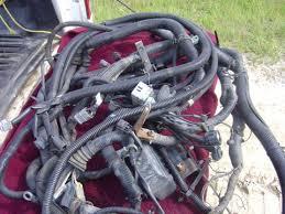 isuzu wiring harness isuzu npr nrr truck parts busbee isuzu wiring harness npr nqr gmc w3500 w4500 1999 2004 used