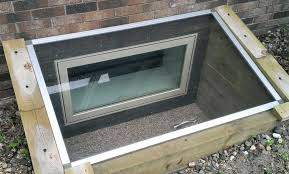 basement window well covers. Homeowners Use Egress Window Covers To Protect The Well From Pests And Debris. Basement