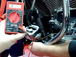 3 phase alternator stator charging system testing a dvom 3 phase alternator stator charging system testing a dvom meter on a motorcycle road king
