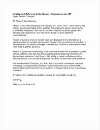 Employee Recommendation Letter Example Capriartfilmfestival