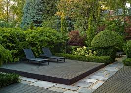 Modern Landscape Design Toronto Deer Park Residence Residential Terraplan Landscape