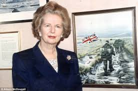 「thatcher england future revenge war against argentina」の画像検索結果