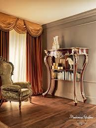 Walnut Furniture Living Room Classical Living Room With Hardwood Walnut Furniture Decorated