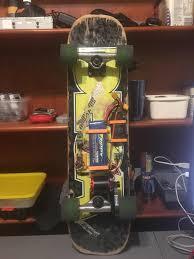 my arduino powered electric skateboard