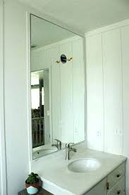 wooden bathroom mirrors. Mirror Framed Bathroom Wooden Mirrors Medium Size Of Bathrooms Cabinet . M