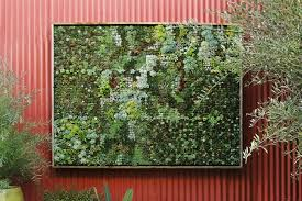 how to build a vertical garden. easy gardening projects-flora grubb vertical garden « inhabitat \u2013 green design, innovation, architecture, building how to build a