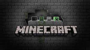 Minecraft Logo Hd Wallpaper