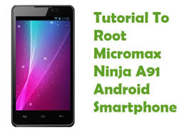 How To Root Micromax Ninja A91 Android ...