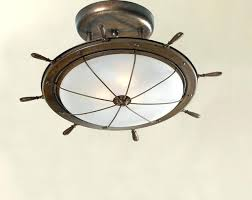 nautical ceiling lights nautical ceiling lights this traditional inspired schoolhouse nautical ceiling lights nautical ceiling fan nautical ceiling