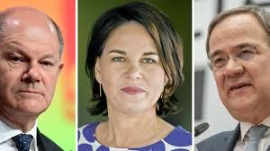 Die kanzlerkandidaten diskutieren heute das erste mal zusammen im tv. Erstes Tv Triell So Steht Es Um Baerbock Laschet Und Scholz Stern De