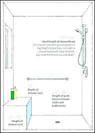 height of shower valve standard shower head heights standard shower valve height standard shower valve height height of shower valve