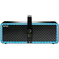 hercules wae neo bluetooth portable speaker with lighting effects retail packaging black cheap lighting effects