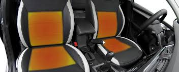 the heated car seat covers are suitable for all types of vehicles