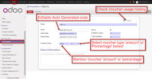 Creating Vouchers Creating A Voucher Complete Guide Example 1