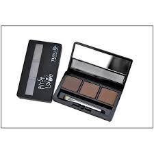 eyebrow powder. tutu eyebrow powder enhancer chocolate eye brow dye pencil cake shadow kit with brush mirror cosmetics/maquillage wholesale makeup