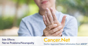 nerve problems or neuropathy cancer net