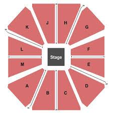 Borgata Venue Seating Chart Borgata Events Center Tickets And Borgata Events Center