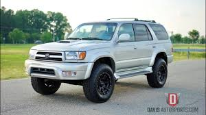 Davis AutoSports TOYOTA 4RUNNER SPORT / ALL NEW PARTS / LIFTED ...