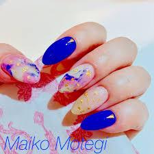 春夏リゾート女子会ハンド Emimiのネイルデザインno3156172