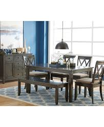 transitional dining chair sch: russet dining furniture collection only at macys