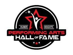 huber logo. huber heights performing arts hall of fame logo design concepts #47