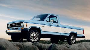 1983-1992 Ford Ranger: The beginning of Ford's compact pickup truck
