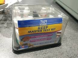 Api Phosphate Chart Api Reef Master Test Kit 255 Total Tests Calcium Kh