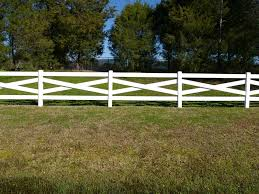 rail fence styles. Vinyl Cross-Buck Post And Rail Horse Fence Styles