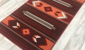 large brown rugs uk unique aztec red wilton rug rugs flooring direct by size handphone