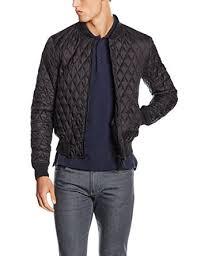 Amazon.com: Armani Jeans Men's Quilted Bomber Jacket, Black, Large ... & Armani Jeans Men's Quilted Bomber Jacket, Black, ... Adamdwight.com