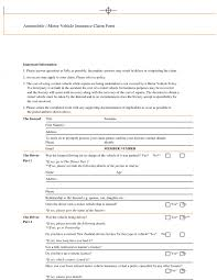 auto insurance form auto insurance form auto insurance form