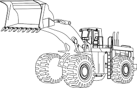 999x642 construction equipment coloring free printable construction