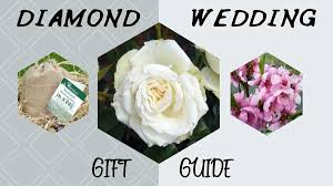 60th wedding anniversary gift guide