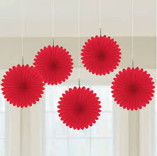 Decorative Items With Paper Paper Fan Decorations