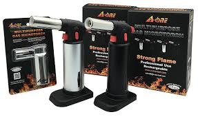 a one gas tool professional culinary blow torch micro ne torch creme brulee