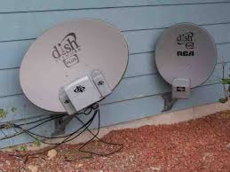 my setup james long freshly installed before cleaning up the wiring is my dish 1000 plus beside it is the dish500 that i was previously using to receive hd from 129°
