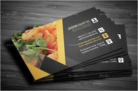 Restaurant Business Card Template Lovely 58136600004 Rustic