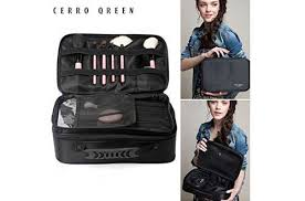 makeup cosmetic tools brushes bag