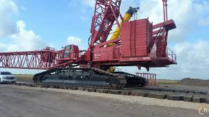 2012 Manitowoc 18000 Crane For Sale In Laredo Texas On