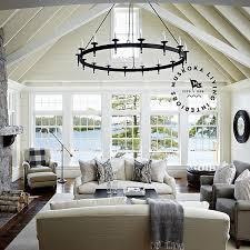 coastal living lighting. Coastal Living Interior Design Ideas: 8 \u2013 Room Ceiling \u0026 Lighting