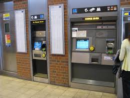 Oyster Card Vending Machine Impressive London Underground Oyster
