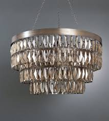 smoke crystal shallow chandelier crystal shallow chandeliers holloways of ludlow