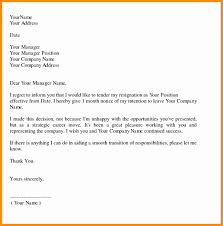 4+ best format of resignation letter | action plan template