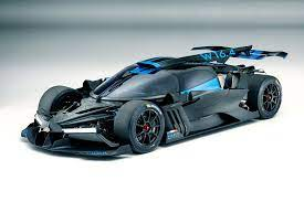 Bugatti presented several concept cars between 1998 and 2000 before. Bugatti Bolide Is A Technological Masterpiece Of Lightweight 3d Printed Components Slashgear