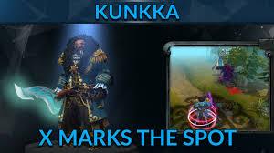 dota 2 kunkka guide how to use x marks the spot game leap com